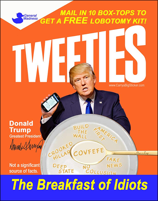 Trump Tweeties