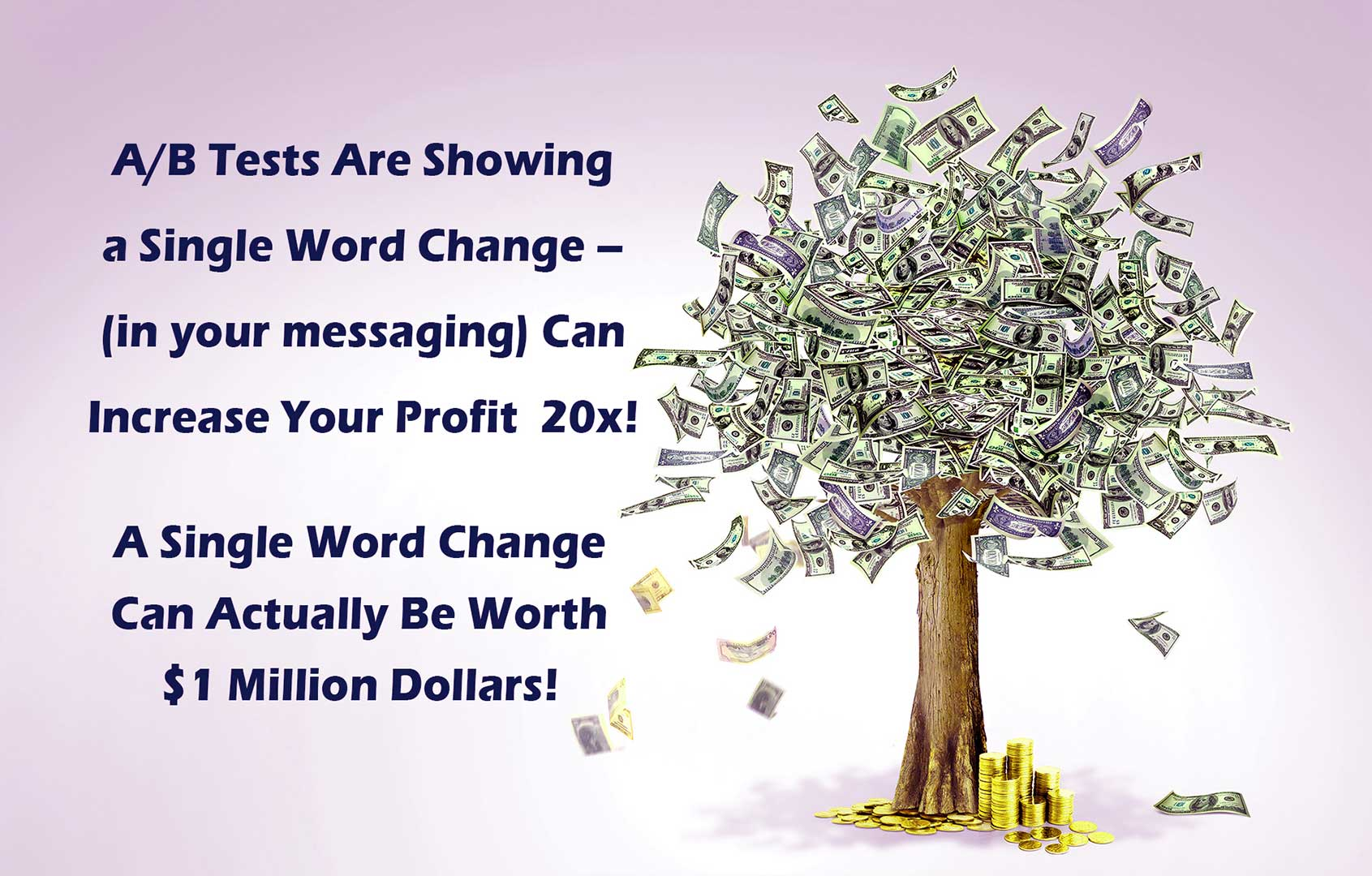 Effective Advertising:  Words Can Increase Your Sales!