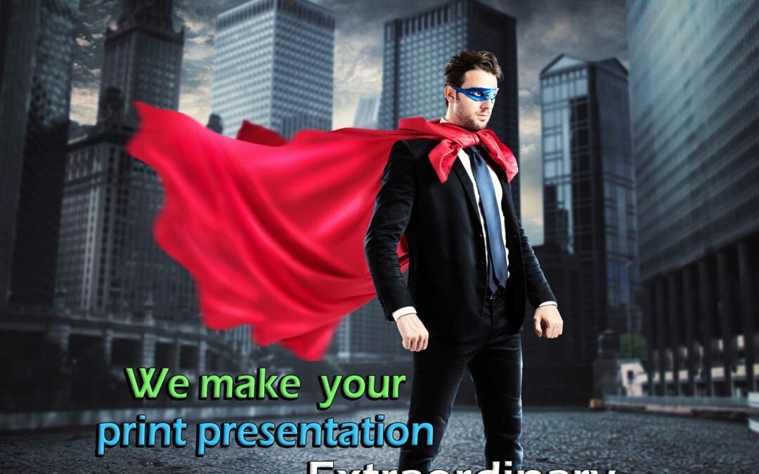 How Important is Your Print Presentation for Effective Advertising?